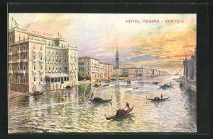 AK Venezia, Hotel Regina