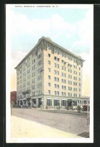 AK Jamestown, NY, Hotel Samuels