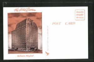 AK Baltimore, MD, The Hotel Emerson