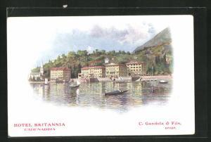AK Cadenabbia, Hotel Britannia
