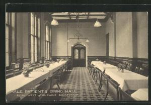 AK Weston-Super-Mare, Male Patients Dining Hall, Royal West of England Sanatorium