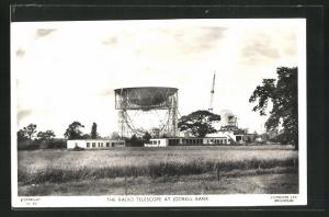 AK Lower Withington, The Radio Telescope at Jodrell Bank