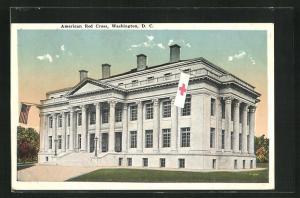 AK Washington D.C., American Red Cross