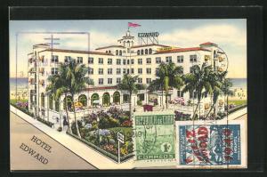 AK Miami Beach, FL, Hotel Edward