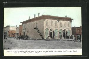 AK Northfield, MN, Building in which the First National Bank