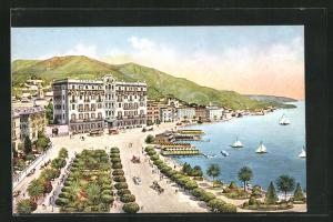 AK Rapallo, Grand Hotel Savoia