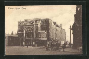 AK Bury, Theatre Royal