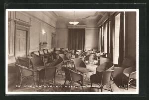 AK Gunton-on-Sea, The Lounge at Gunton Hall Holiday Camp
