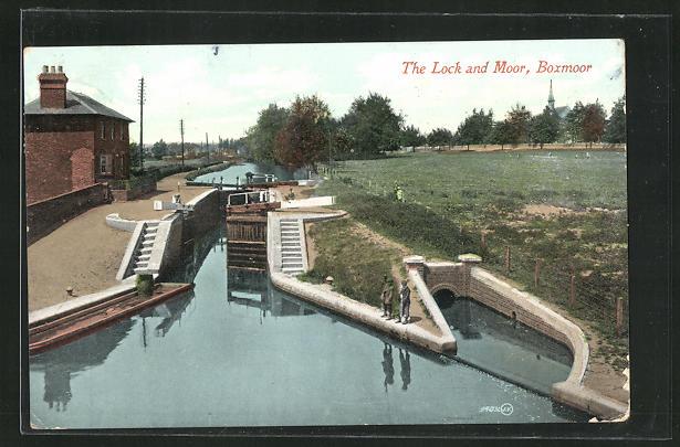AK Boxmoor, the Lock and Moor 0