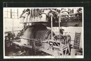 AK Barrow, Vicker's Naval Constructions works
