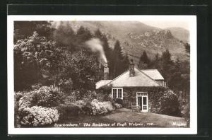 AK Brackenburn, the Residence of Hugh Walpole