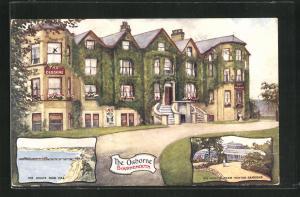 Künstler-AK Bournemouth, The Osbourne House