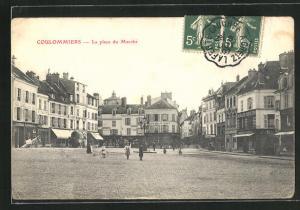 AK Coulommiers, La place du Marche