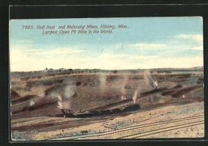 AK Hibbing, MN, Hull Rust and Mahoning Mines