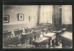 AK Ascot, St. Mary`s Convent, Class Room