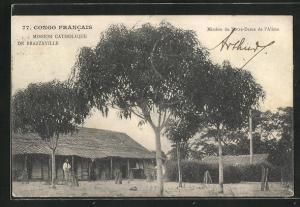 AK Alima, Mission Catholique de Notre-Dame
