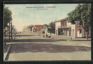 AK Conakry, Rue Commerciale