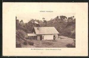 AK Brazzaville, Usine élévatoire d`eau