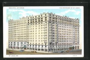 AK St. Louis, MO, New Hotel Jefferson