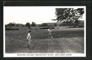 AK Denstone, College Preparatory School, Smallwood Manor