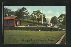 AK Port Glasgow, Birkmyre Bowling Green