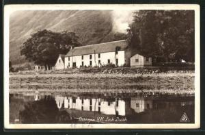 AK Ratagan, Youth Hostel at the Shore of Loch Duich