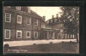 AK Marlborough, View of the College
