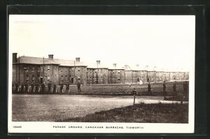 AK Tidworth, Candahar Barracks, Parade Ground