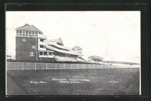 AK Newbury, Race Course, Grand Stand