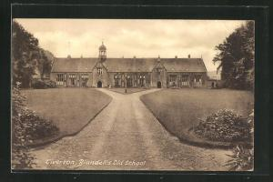AK Tiverton, Blundell`s Old School