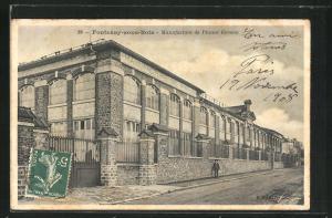 AK Fontenay-sous-Bois, Manufacture de Pianos Gaveau