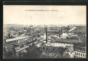 AK La Gorgue-Estaires, Panorama
