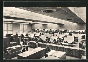 AK Eindhoven, Archives et salle de dessin, Innenansicht
