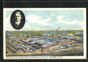 AK Toledo, Ohio, Willys Overland Automobile Plant