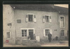 AK Veuxhaulles, Maison Doret