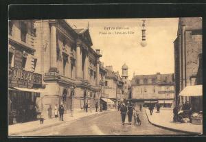 AK Brieve, Place de l`Hotel-de-Ville