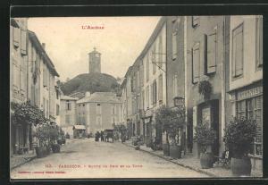 AK Tarascon, Route de Foix et la Tour