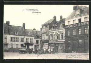 AK Hazebrouck, Grand`Place