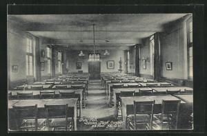 AK London, Study-Hall, Saered Heart Conveat
