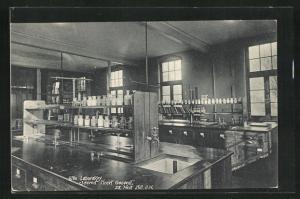 AK London, The Laboratory, Saered Heart Conveat
