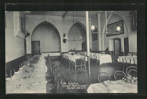 AK London, The Refectory, Saered Heart Conveat