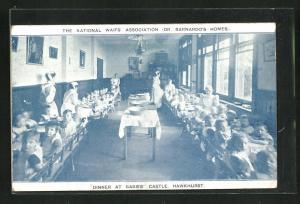 AK Hawkhurst, The National Waifs Association (Dr. Barnardo's Homes) Dinner at Babies Castle