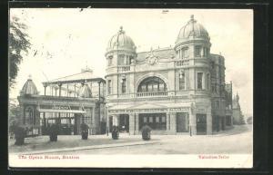 AK Buxton, The Opera House