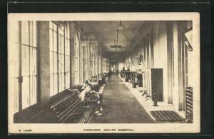 AK Netley, Hospital, Corridor
