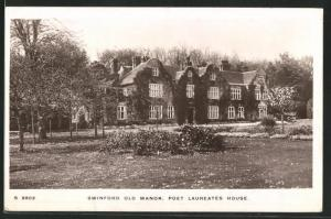 AK Swinford old Manor, Poet Laureates House