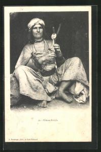 AK Fileuse Kabyle, arabische Spinnerin
