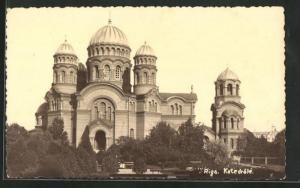 AK Riga, Kathedrale