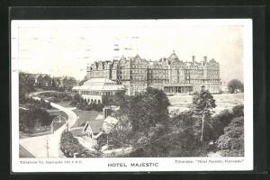 AK Harrogate, Hotel Majestic