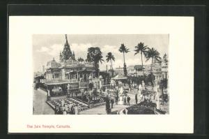 AK Calcutta, The Jain Temple