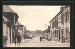 AK Boves, La Grande-Rue, Cafe